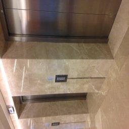 İş merkezi Asansör Kaplaması